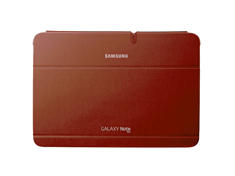 Etui Samsung Galaxy Note 10.1 Rouge