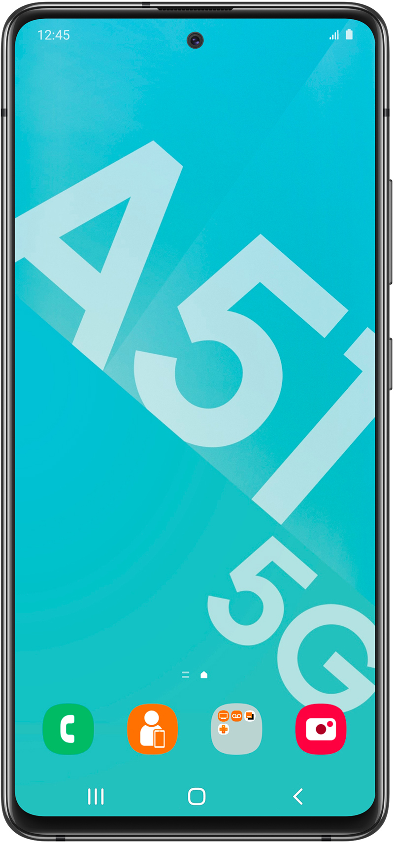 Samsung Galaxy A51 5G noir 128Go