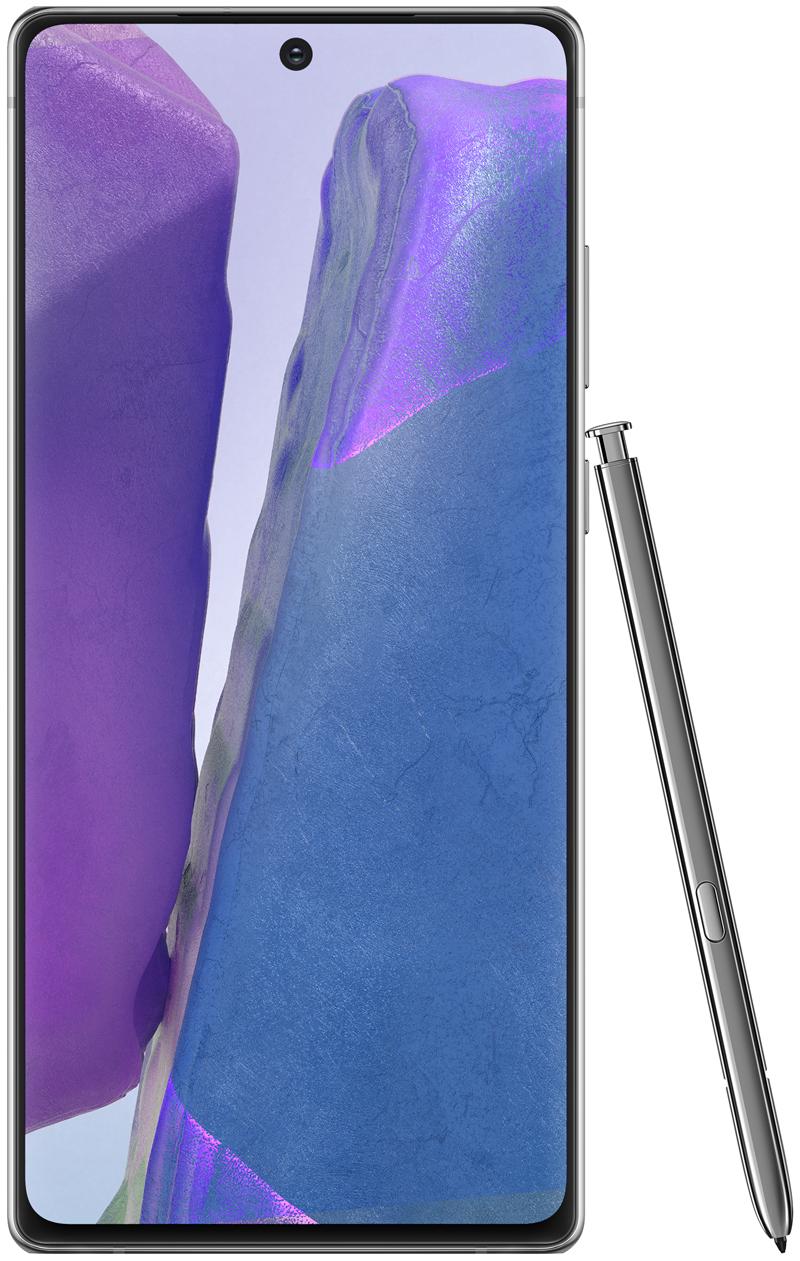 Samsung Galaxy Note20 5G gris 256Go