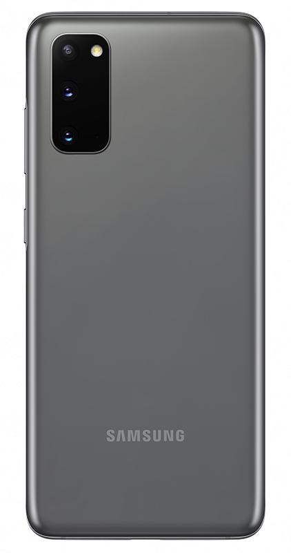 Samsung Galaxy S20 5G gris 128Go