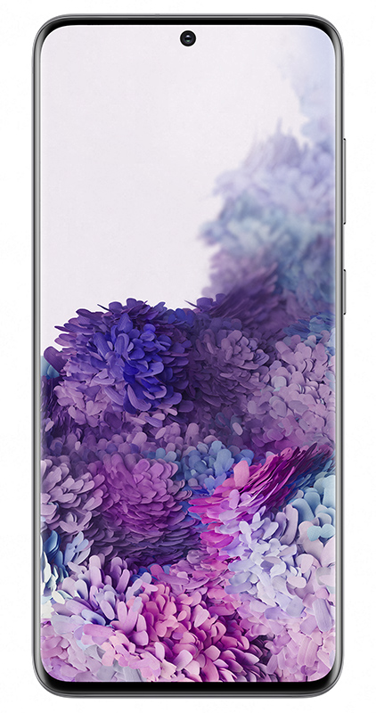 Samsung Galaxy S20 4G gris 128Go