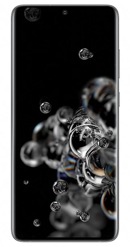Samsung Galaxy S20 Ultra 5G gris 128Go