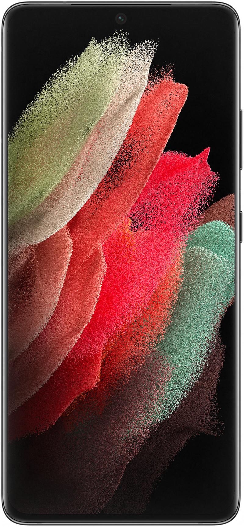 Samsung Galaxy S21 Ultra 5G noir 128Go