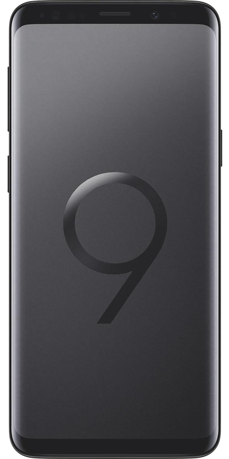 Samsung Galaxy S9 DS noir 64Go