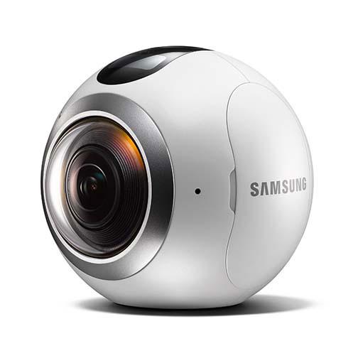 Caméra Samsung Gear 360 (2016)