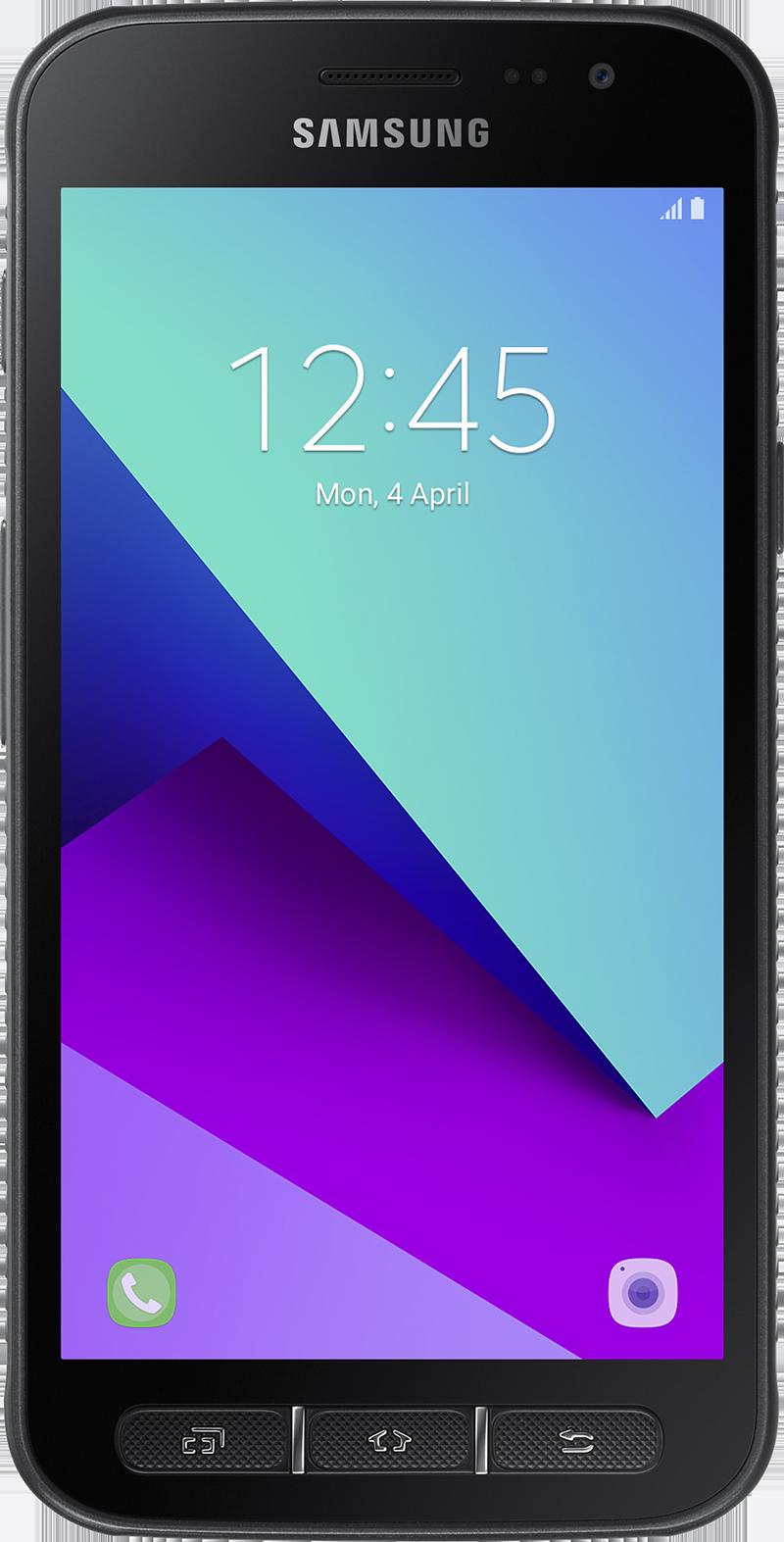 Samsung Galaxy Xcover4 noir 16Go