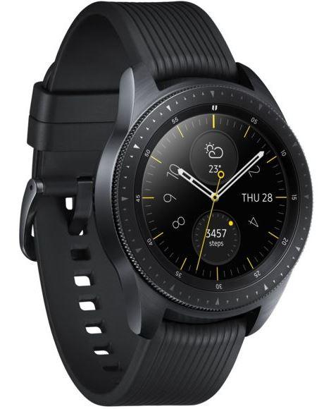 Samsung Galaxy Watch 4G 42mm noir 4Go