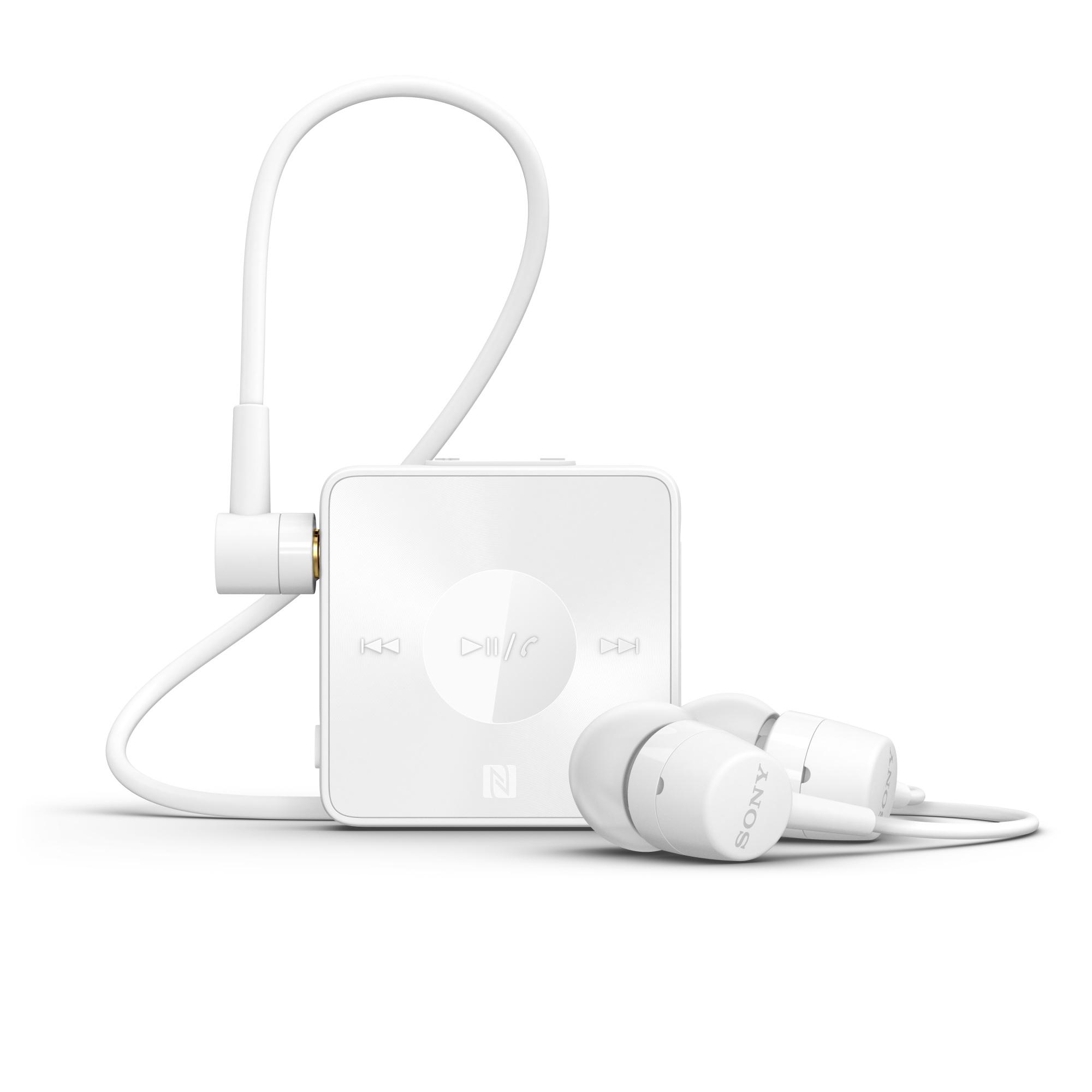 Oreillette Bluetooth Sony SBH20  blanc
