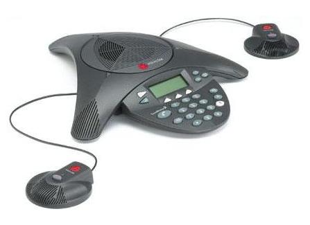 Micros pour Soundstation 2EX