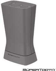 Enceinte Bluetooth NFC Supertooth Disco 3 grise