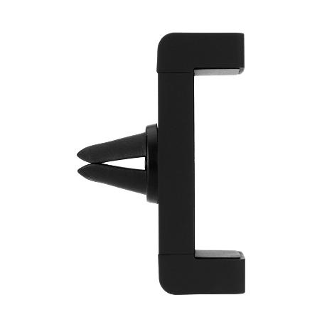 Support voiture universel fixation grille d'aération noir
