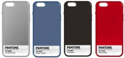 Coque Bumper Pantone iPhone 6 Plus rouge