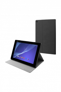 Etui folio Made for Xperia Z4 Tablet noir