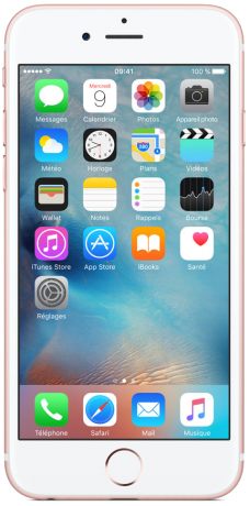 Apple iPhone 6s Plus Or rose 32 Go