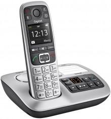 153a9e1e020cff Téléphone fixe Gigaset E560 A répondeur. Téléphone fixe Gigaset E560 A  répondeur. 58. ,25€ HT. En stock. Téléphone fixe Alcatel F680 V TRIO