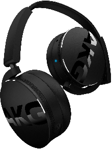 Casque Bluetooth AKG Y50BT noir