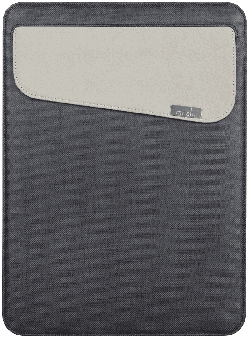 Pochette de protection Muse de Moshi pour tablette 11' gris