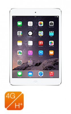 Apple iPad Mini 3 128Go Argent