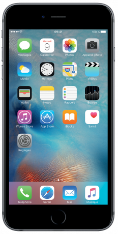 Apple iPhone 6s Plus Gris 128G