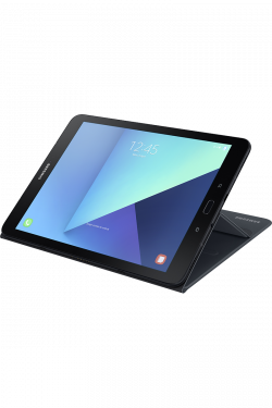 Book cover Galaxy Tab S3 noir