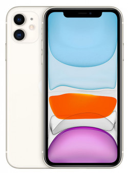 Apple iPhone 11 blanc 256Go