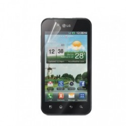 Lot de 2 Films  LG Optimus Black