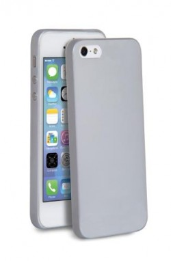 Coque UNIQ iPhone 5S Ultra Slim Argent