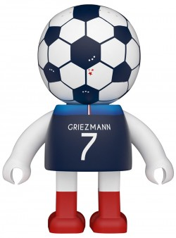 Enceinte Dancing Player Griezmann