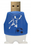 Clé USB 2.0 8Go Flash Drive Foot
