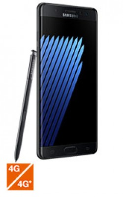 Samsung Galaxy Note7 noir