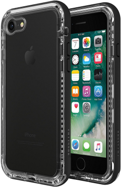 Coque Lifeproof iPhone 8 / 7 NEXT Crystal noir
