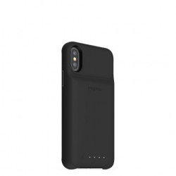 coque mophie juice pack iPhone Xs noir