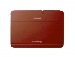 Etui Samsung Galaxy Note 10.1 Rouge