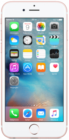 Apple iPhone 6s Plus Rose 128G