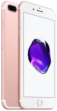 Apple iPhone 7 Plus Or rose 32 Go