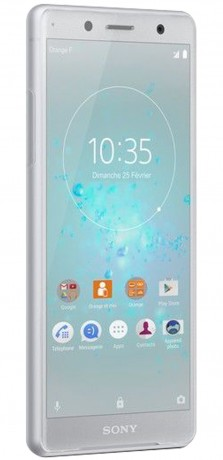 Sony Xperia XZ2 Compact argent 64Go