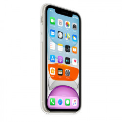Coque transparente pour iPhone 11