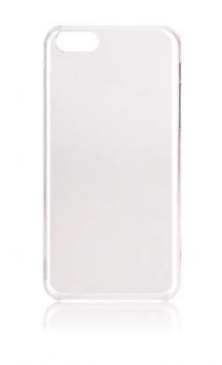Coque XQISIT iPlate Glosssy Transparente pour iPhone 5c
