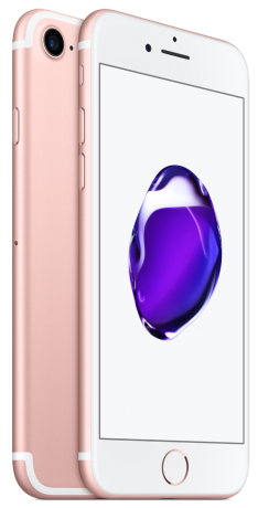 Apple iPhone 7 Or rose 128 Go