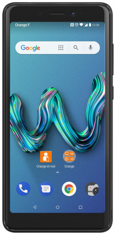 Wiko Tommy 3 gris anthracite 16Go