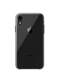 Coque iPhone XR transparente
