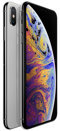 Apple iPhone Xs Max argent 64Go