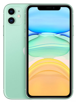 Apple iPhone 11 vert 128Go