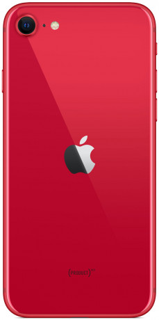 Apple iPhone SE 2020 rouge 64Go