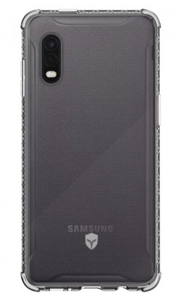 Coque Force Case Air Galaxy X-Cover Pro transparente