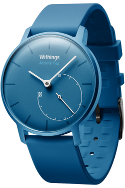 Montre Withings Activité Pop Bleue