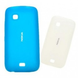 Lot de 2 Coque silicone Nokia C5-03