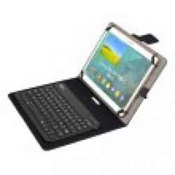 Etui tablette 10' avec clavier Bluetooth Muskoka Port Designs