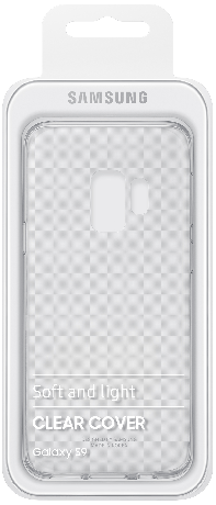 Coque Samsung Galaxy S9 transparente