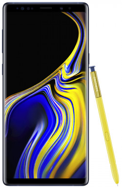 Samsung Galaxy Note 9 DS bleu 128Go